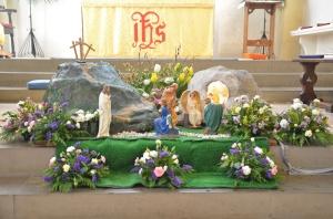 Easter garden 2013